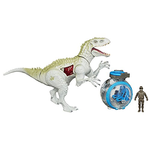 Jurassic World Indominus Rex vs Gyro Sphere Pack Play Set