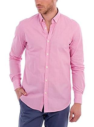 BLUE COAST YACHTING Camisa Hombre (Rosa)