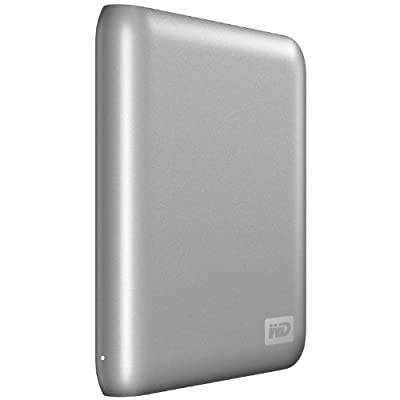 WD My Passport Essential SE 1 TB Silver Portable Hard Drive (USB 3.0/2.0) by Western Digital