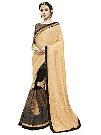 Women 39 S Exclusive Designer Collection Embroidered Saree By