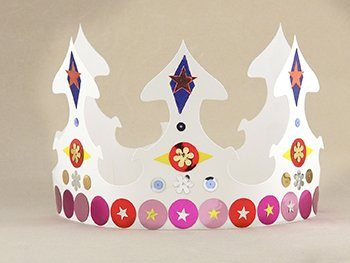 Crowns ultra white pack of 24 - 1