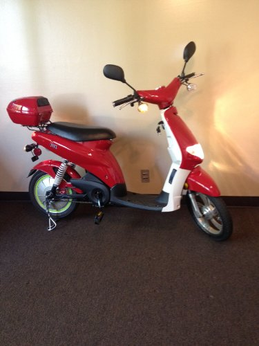 Fox Electric Scooter 700W Lithium Ion
