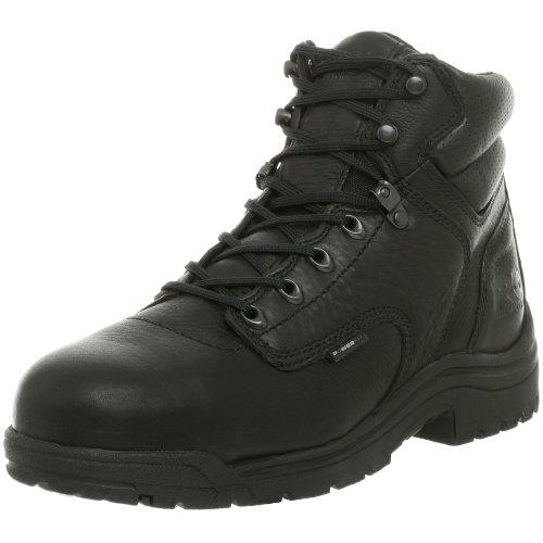 "Timberland PRO Men's 26064 Titan 6"" Safety Toe Boot"