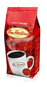 Coffee Fine Grind Bag