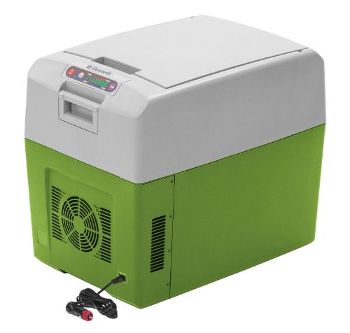 Dometic TC-35US Portable Thermo Electric Cooler/Warmer 37 Quart, Gray/Green