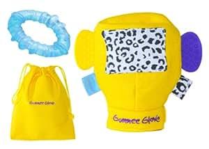 Gummee Glove Teething Mitten (Blue)