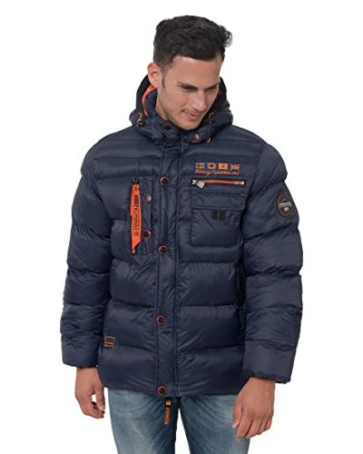 Geographical Norway Giacca Counter [Blu Navy]