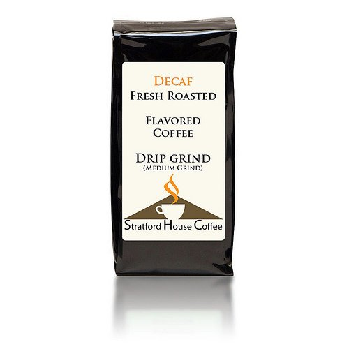 Mudslide Flavored Decaf Ground Coffee 1 Lb. Bag