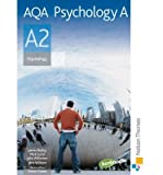 img - for AQA Psychology A A2: Student's Book (Paperback) - Common book / textbook / text book