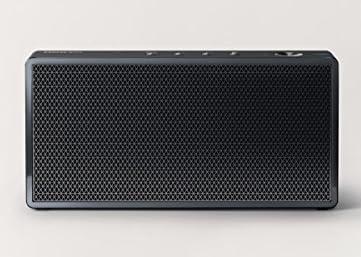 ONKYO Bluetoothスピーカー ポータブル/バッテリー機能/通話対応/マルチペアリング対応 ブラック T3B
