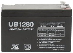UPG UB1280I Sealed Lead Acid Batteries