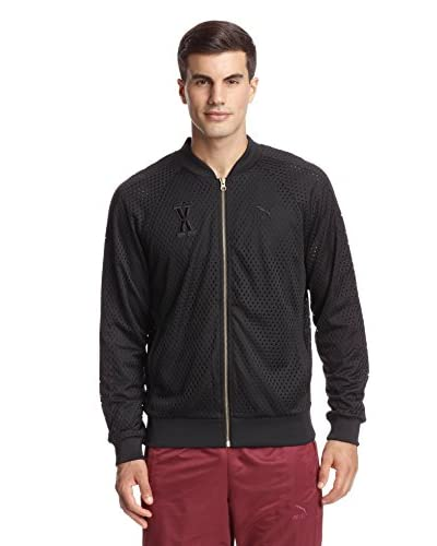 PUMA Men's Blackstat Vashtie T7 Track Jacket