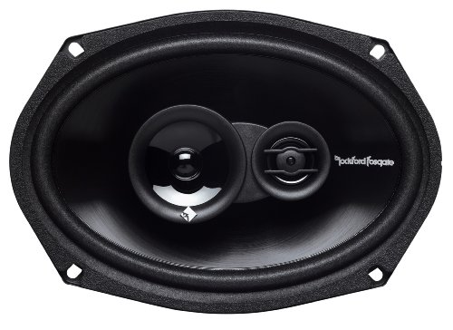 Rockford Fosgate Prime R1693 6-Inch x 9-Inch Full-Range 3-Way Speakers (Pair)
