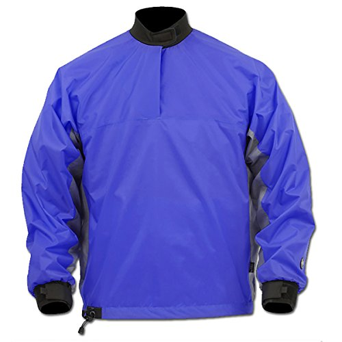 NRS Rio Top Paddle Jacket Blue, M (Dry Top Kayak compare prices)