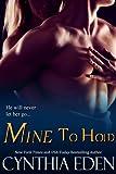 Mine To Hold (Mine - Romantic Suspense Book 3)