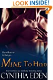 Mine To Hold (Mine - Romantic Suspense Book 3)