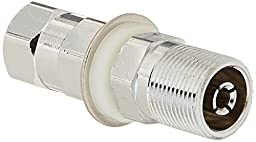 Firestik K-4A Stud with Screw-On Coaxial Termination for Antenna Mirror Mounts