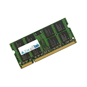 1GB RAM Memory for Fujitsu-Siemens Esprimo Mobile V6535 (DDR2-6400) - Laptop Memory Upgrade