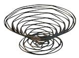 American Metalcraft BNB9 Conical Birdnest Wire Basket, 9-Inch, Black