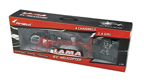 Amewi-25168-Lama-mit-LCD-Fernsteuerung-4-Kanal-24-GHz