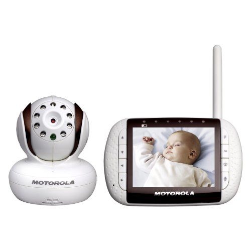 motorola mbp36 remote wireless video baby monitor baby monitor best buys. Black Bedroom Furniture Sets. Home Design Ideas