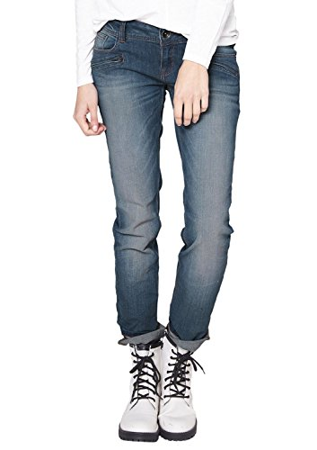 s.Oliver Denim - Jeans, Donna, Blau (blue 56Z6), Taglia produttore: 32