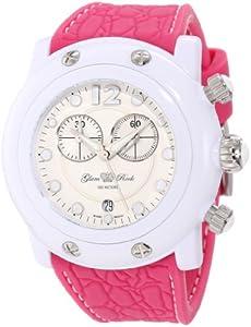 Glam Rock Women's GK1137-BGD Miami Beach Chronograph Beige Dial Watch