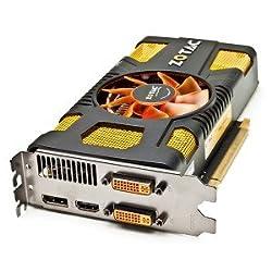 ZOTAC GeForce GTX 560 Ti 1GB DDR5 PCIe Dual DVI Video Card HDMI DisplayPort HDCP