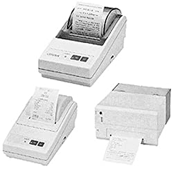 Citizen Dot Matrix Printer - Monochrome - Desktop - Receipt Print (910II-40PF120-B)