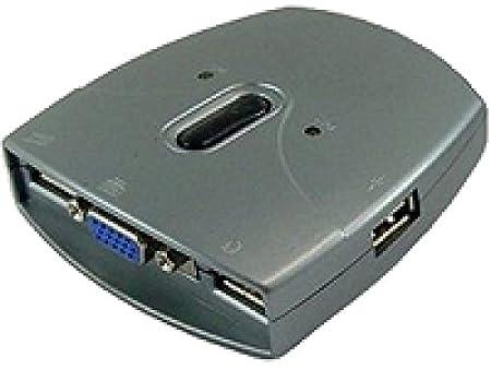 Sedna SE-KVM-USB-22 Gris