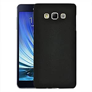 PES Slim Fit Sandstone (Soft) Texture Anti Scratch Snap-On Back Case Cover For Samsung Galaxy A7 2016