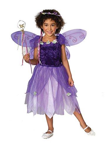 Plum Pixie Child Costume Purple