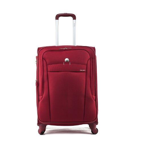 DELSEY  Valigia, 104 L, Rosso