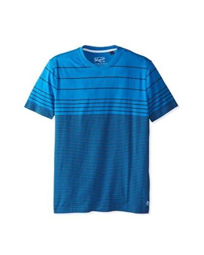 Original Penguin Men's Stripe Print T-Shirt