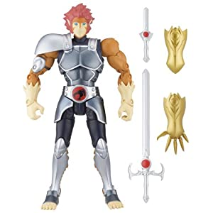 Lionfigure on Com  Thundercats Lion O 6  Collectors Action Figure  Toys   Games