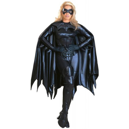 Collector's Batgirl Costume - Small - Dress Size 6-10