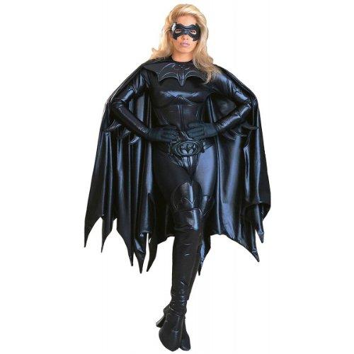 Collector's All Black Batgirl Costume