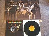 The Jimi Hendrix Experience - Smash Hits - 1968- Reprise- Stereo(2 Tone)(POSTER)