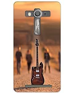 WEB9T9 asus zenfone 2 laser ze550kl back cover Designer High Quality Premium Matte F...