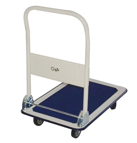 Milwaukee Hand Trucks 33881 19-Inch By 29-Inch Folding Handle Platform Truck front-147085