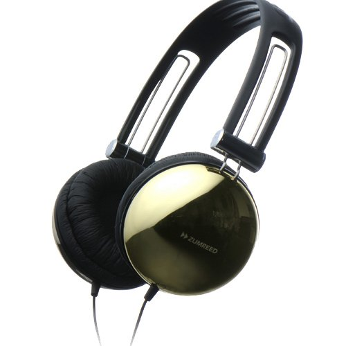 Zumreed / Mirror Headphones, Gold