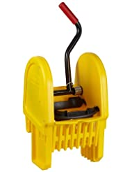 Rubbermaid Commercial FG757588 Down Press Wringer for WaveBrake Buckets, 16 - 32 oz Capacity, 13.5 Length x 13.2 Width x... by Rubbermaid+Commercial