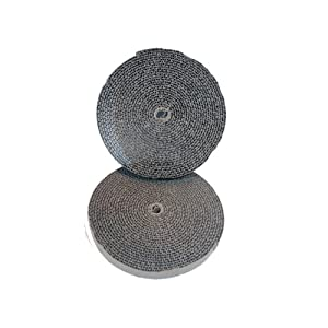 Bergan Turbo Scratcher Replacement Pads, 2 Pack