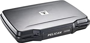 Pelican Products 1075CC HardBack Case with Computer Liner (1070-003-110)