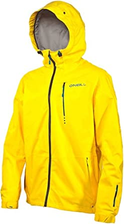 O'Neill Men's Jones Jacket, Chrome Yellow, Small