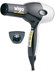 Amazon Wigo ION Ceramic Hair Dryer 1875 Watts
