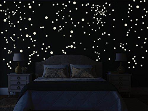 bilderdepot24-adesivi-fluorescenti-265-punti-luminosi-per-cielo-stellato-fluorescenti-e-brillanti-al