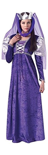 Rubie's Costume Co - Renaissance Queen Adult 8-12
