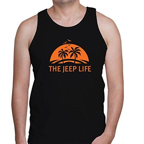 Men's The Jeep Life Tank Top