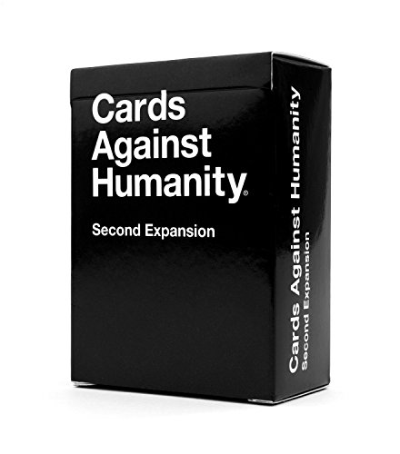 Cartes contre l'humanité (Cards Against Humanity) - Second Expansion